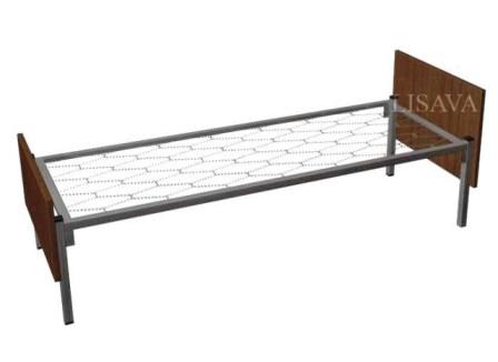 Металлическую кровать
